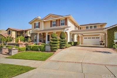 13741 Breeders Cup Drive, Rancho Cucamonga, CA 91739 - MLS#: CV19135905