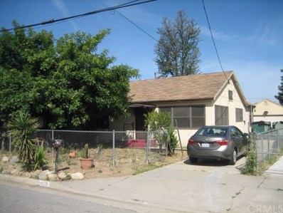 1739 Mathews Street, Riverside, CA 92507 - MLS#: CV19137375