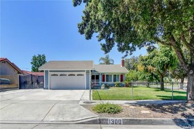 1300 Sandra Way, Redlands, CA 92374 - MLS#: CV19137725