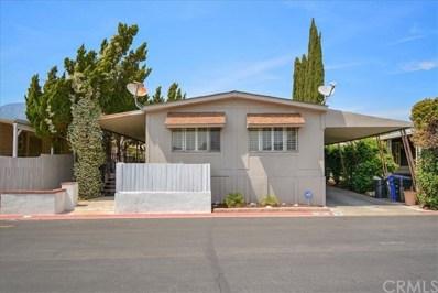 10350 Baseline Road UNIT 166, Rancho Cucamonga, CA 91701 - MLS#: CV19137775
