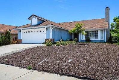 22465 Kinross Lane, Moreno Valley, CA 92557 - MLS#: CV19137782