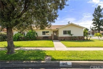 345 Kennedy Road, San Dimas, CA 91773 - MLS#: CV19141929