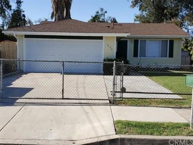1230 Walnut Street, San Bernardino, CA 92410 - MLS#: CV19143549