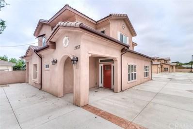 2857 Parkway Dr, El Monte, CA 91732 - MLS#: CV19145531