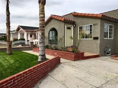 1023 W Robidoux Street, Wilmington, CA 90744 - MLS#: CV19153966