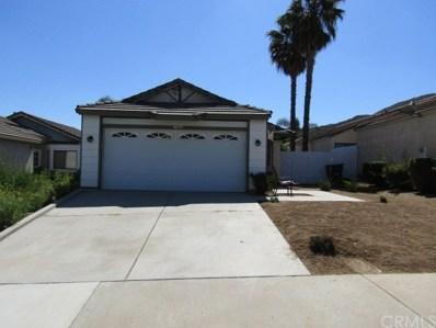 27842 Cannon Drive, Menifee, CA 92585 - MLS#: CV19154369