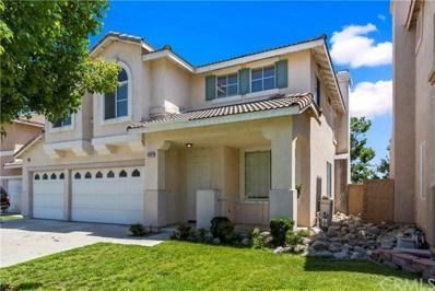 14547 Saddlepeak Drive, Fontana, CA 92336 - MLS#: CV19156619