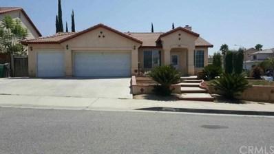 12144 Lorez Drive, Moreno Valley, CA 92557 - MLS#: CV19157098