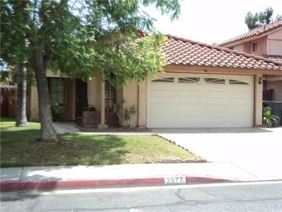 2877 Park Vista Drive, Rialto, CA 92376 - MLS#: CV19158194