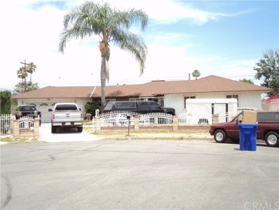 1039 N Joyce Avenue, Rialto, CA 92376 - MLS#: CV19158402