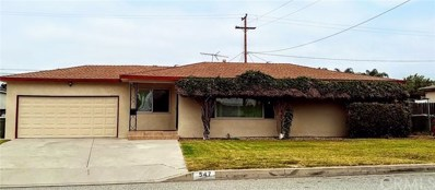 547 N Morada Avenue, West Covina, CA 91790 - MLS#: CV19161039