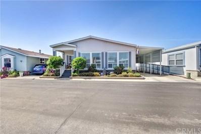 10210 Baseline Road UNIT 61, Rancho Cucamonga, CA 91701 - MLS#: CV19163132