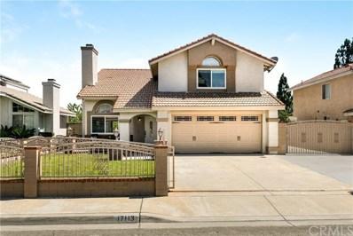17113 Cerritos Street, Fontana, CA 92336 - MLS#: CV19163534