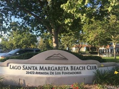 2 Montana Del Lago Drive, Rancho Santa Margarita, CA 92688 - MLS#: CV19164056