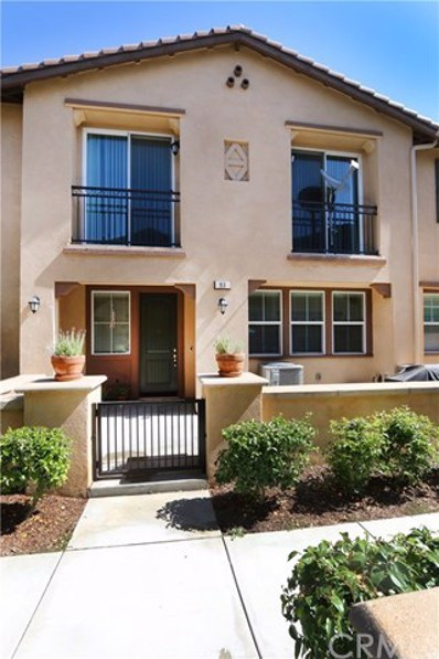 16001 Chase Road UNIT 93, Fontana, CA 92336 - MLS#: CV19164410