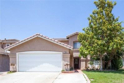 17090 La Vesu Road, Fontana, CA 92337 - MLS#: CV19164856