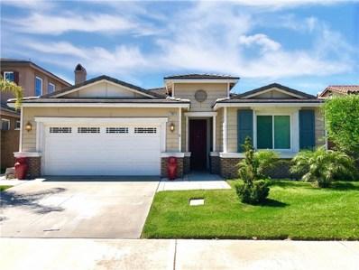 17007 Hackberry Lane, Fontana, CA 92337 - MLS#: CV19164985