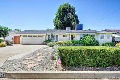 10239 Effen Street, Rancho Cucamonga, CA 91730 - MLS#: CV19165101