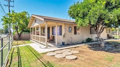 9808 Linden Avenue, Bloomington, CA 92316 - MLS#: CV19165349