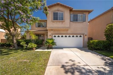16480 Tierra Lane, Fontana, CA 92336 - MLS#: CV19166095