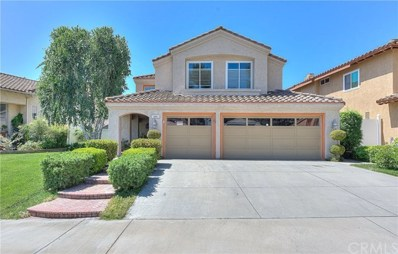 1865 Berryhill Drive, Chino Hills, CA 91709 - MLS#: CV19166224
