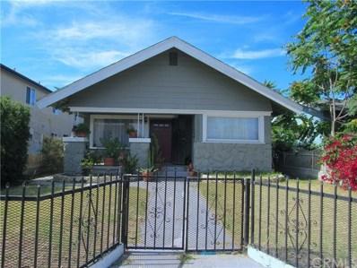 1337 W 53rd Street, Los Angeles, CA 90037 - MLS#: CV19167781