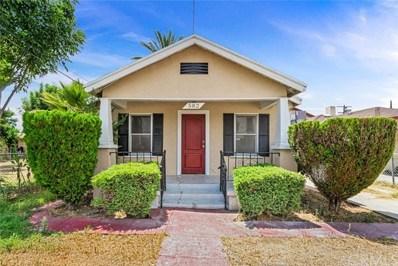 582 Roberds Avenue, San Bernardino, CA 92411 - MLS#: CV19176438