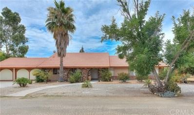 24453 Willis Lane, Moreno Valley, CA 92557 - MLS#: CV19178017