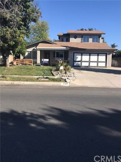 1108 N Lincoln Street, Redlands, CA 92374 - MLS#: CV19178028