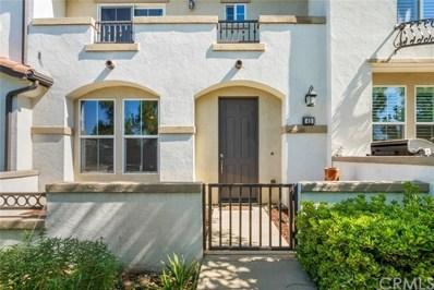 15723 Parkhouse Drive UNIT 45, Fontana, CA 92336 - MLS#: CV19181183