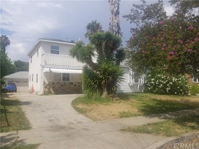 15219 Willard Street, Van Nuys, CA 91402 - MLS#: CV19184045