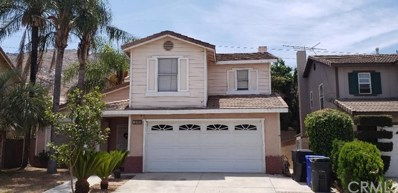 16405 Windcrest Drive, Fontana, CA 92337 - MLS#: CV19184101
