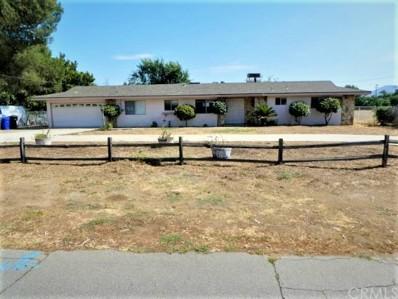 18161 Pine Avenue, Fontana, CA 92335 - MLS#: CV19187507