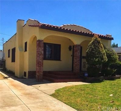 1700 S Stoneman Avenue, Alhambra, CA 91801 - MLS#: CV19189366
