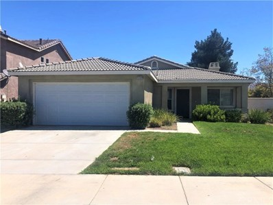 15598 Firerock Lane, Moreno Valley, CA 92555 - MLS#: CV19189447
