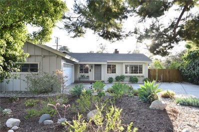 1377 Via Zurita Street, Claremont, CA 91711 - MLS#: CV19189450