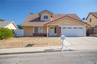 3465 Cherry Blossom Lane, Lake Elsinore, CA 92530 - MLS#: CV19190398