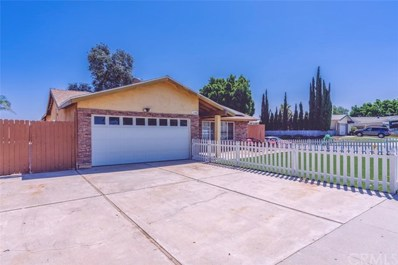 1365 Elm Street, Corona, CA 92879 - MLS#: CV19190584