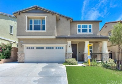 4875 Condor Avenue, Fontana, CA 92336 - MLS#: CV19191781