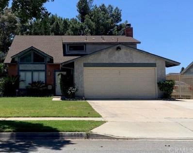 16609 Fairfax Drive, Fontana, CA 92336 - MLS#: CV19192373
