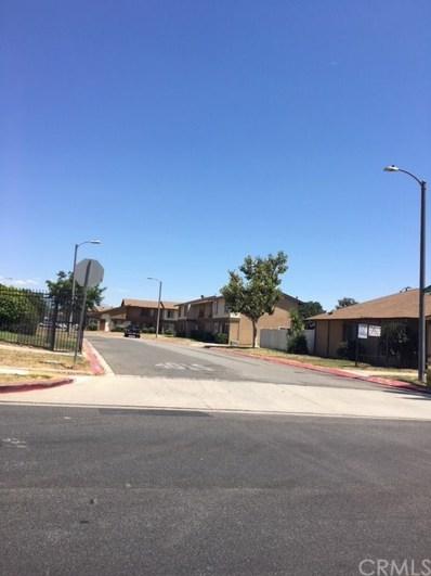 16791 Village Lane UNIT D, Fontana, CA 92336 - MLS#: CV19192382