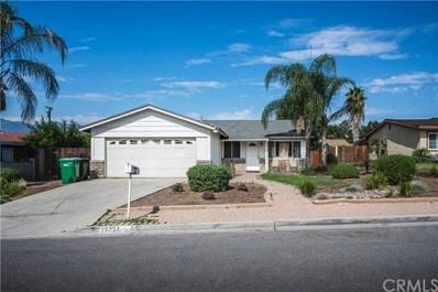 19131 Stroh Avenue, Corona, CA 92881 - MLS#: CV19193060