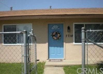7716 Juniper Avenue, Fontana, CA 92336 - MLS#: CV19194291