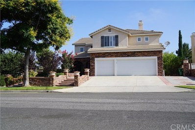 1005 Nighthawk Circle, Corona, CA 92881 - MLS#: CV19197826