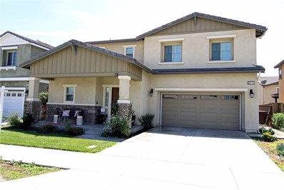 16773 Buttonwood Lane, Fontana, CA 92336 - MLS#: CV19198295