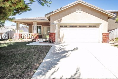 27531 Bunkerhill Drive, Corona, CA 92883 - MLS#: CV19199076