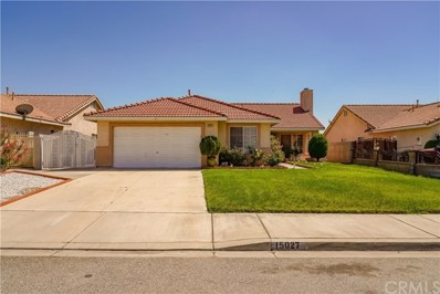 15027 Holly Drive, Fontana, CA 92335 - MLS#: CV19199614