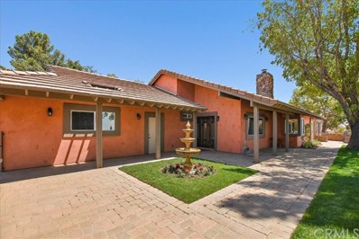 3750 Quartz Canyon Road, Riverside, CA 92509 - MLS#: CV19204275