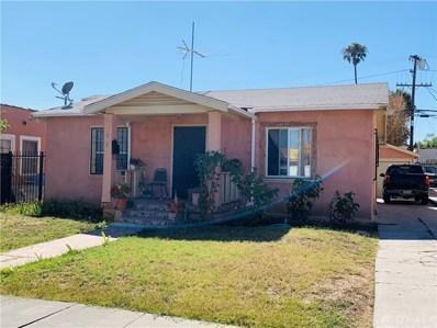 1517 S Cochran Avenue, Los Angeles, CA 90019 - MLS#: CV19204614