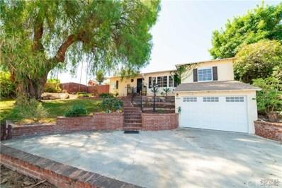 4395 Alta Vista Drive, Riverside, CA 92506 - MLS#: CV19205564
